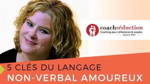 Le langage non-verbal amoureux